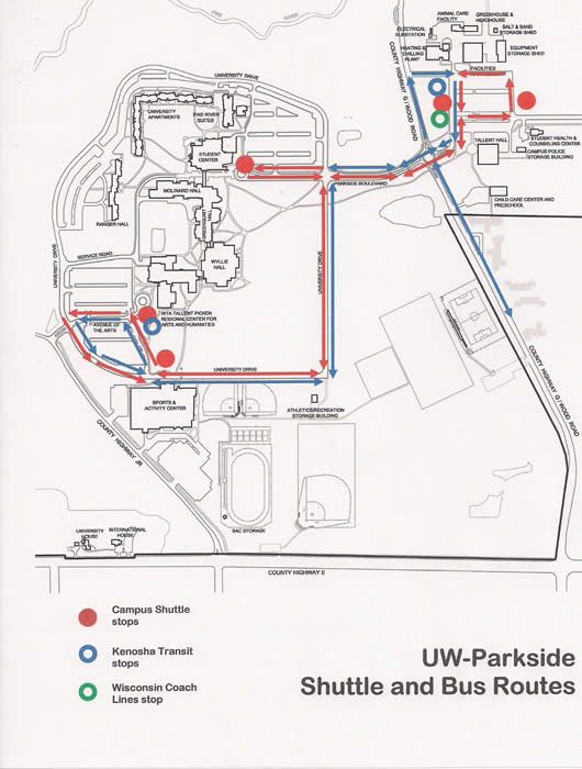 University Of Wisconsin Map Pside Map | Map, University of wisconsin, Map screenshot