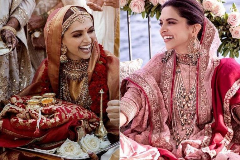 How To Re-Create Deepika Padukone's Wedding Look ...