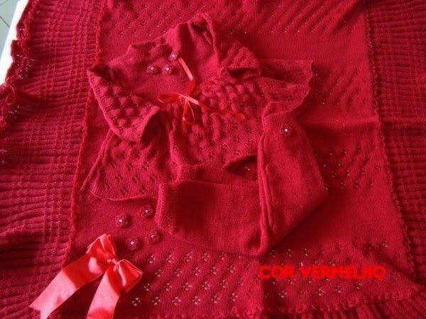 jogo de manta, bata e calça tamanho P 100% acrilico Price R$72,00