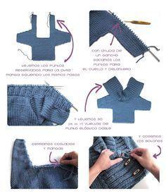 Photo of DIY Zwei-Nadel-Babyjacke – Kostenloses Tutorial und Muster
