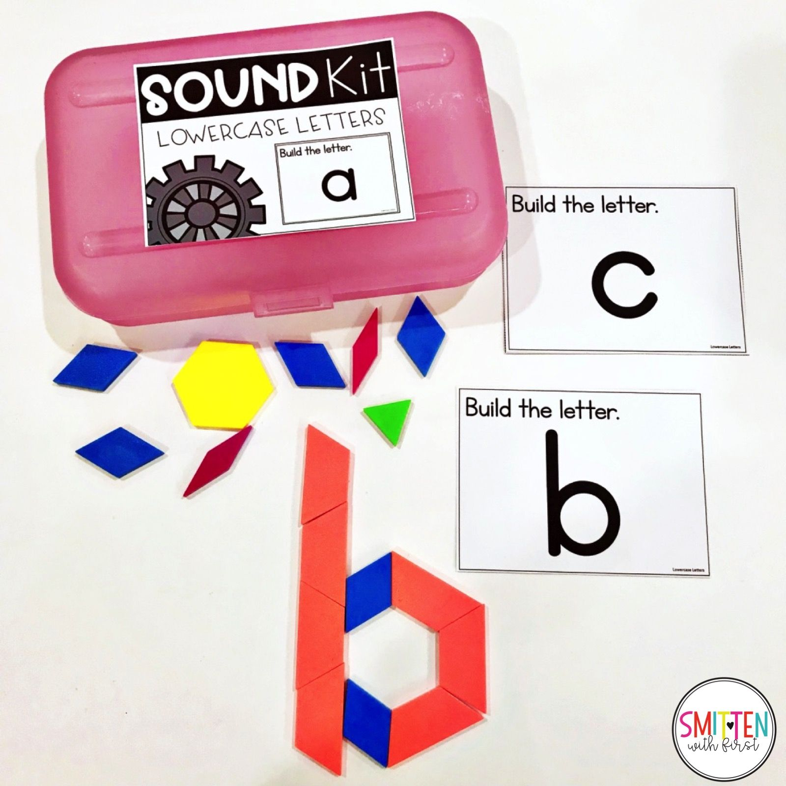 Phonics Stem Sound Kits