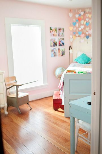 Kid Bedroom Paint Ideas: Paint Color Portfolio: Pink Children's Bedrooms