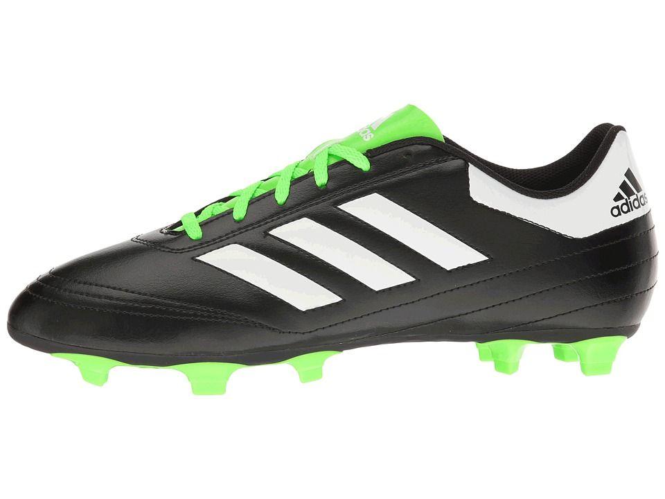 adidas goletto vi fg hommes foot base chaussures chaussures de foot hommes en noir et blanc be93cd