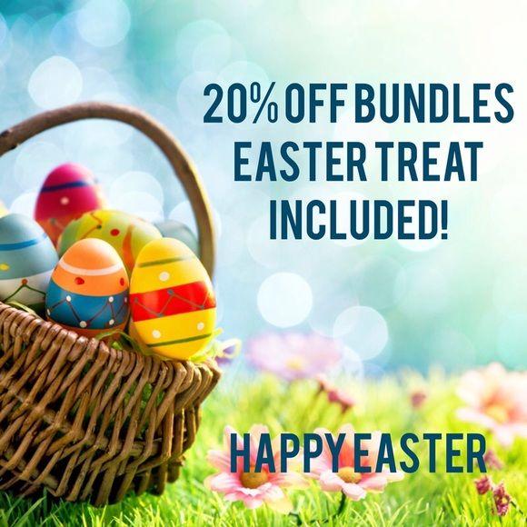 Happy Easter 20% off bundles! Victoria's Secret Tops