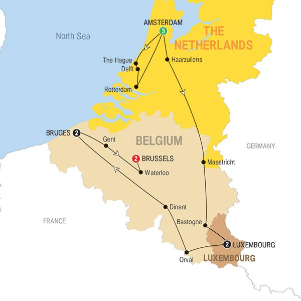 Map Of France And Holland Belgium.Holland And Belgium Netherlands Political Map Holland And Belgium