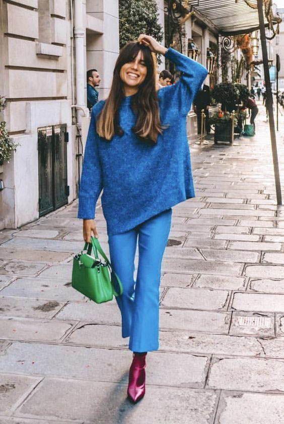 Mehr als 40 Street-Style-Outfits, die inspirieren #trendystreetstyle