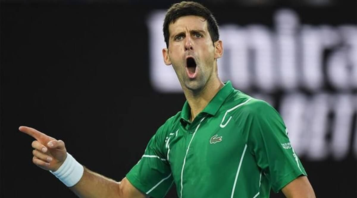 Tennis Star Novak Djokovic Booted Out Of Us Open After Hitting Official On The Throat