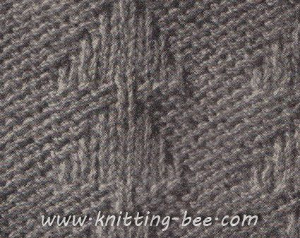 Learn To Knit Knitting Stitch Pattern Glossary Knitting
