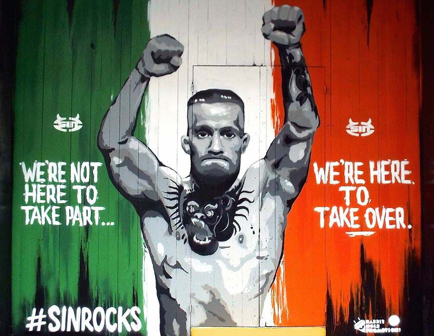We Re Not Here To Take Part We Re Here To Take Over Conor Mcgregor Quote Conor Mcgregor Quotes Motivational Quotes Inspirational Quotes
