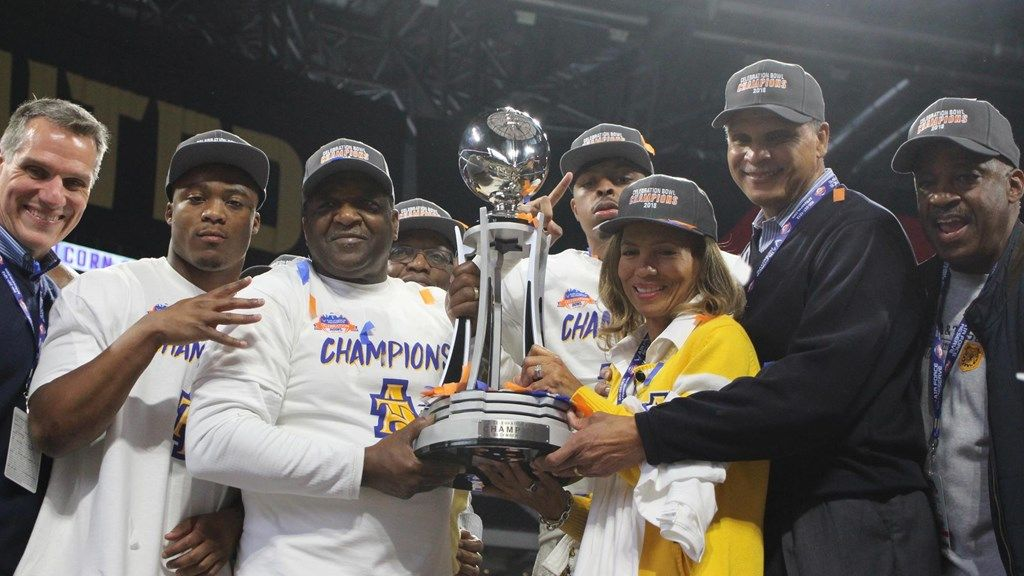 North Carolina A&T State Repeats As Air Force Reserve