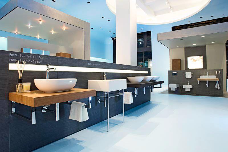 Bathroom Design Showroom Duravit_Nyc_06  Для Работы * Show Room *  Pinterest