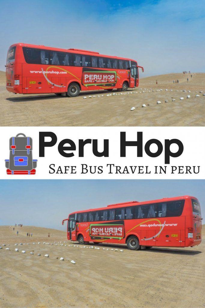 Peru Hop – An honest review of Peru's hop on/off bus service