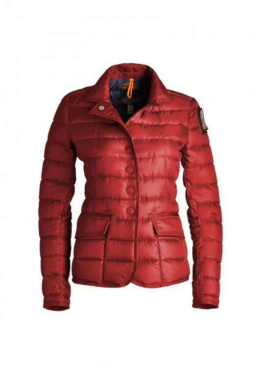 Parajumpers Alisee 6 Jacket Womens Red On Sale