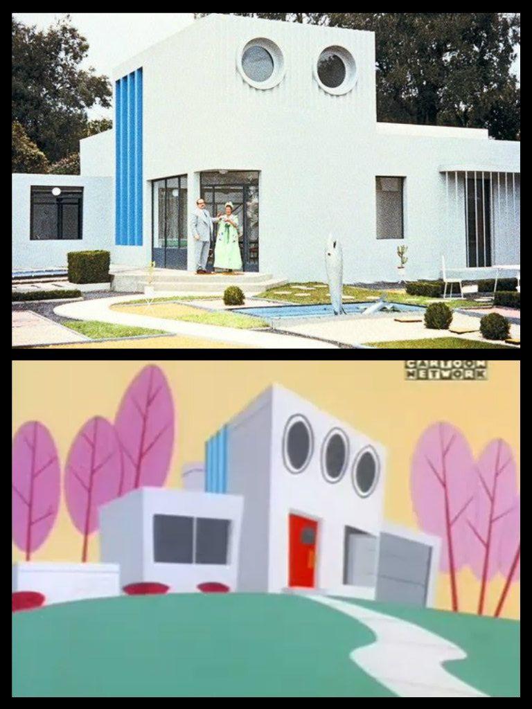 Til That The Powerpuff Girls Houses Design Was Inspired -9302