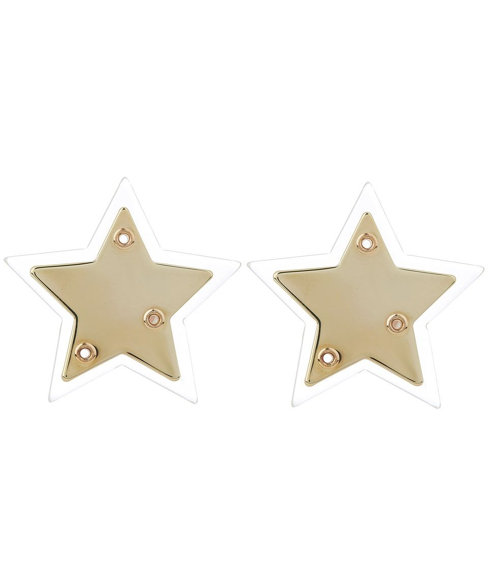 Diana Broussard Shooting Stars Clip Earrings | Jewellery | Liberty.co.uk