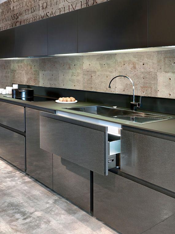 OPERA – Tisettanta | Idee per la cucina, Progetti di cucine ...