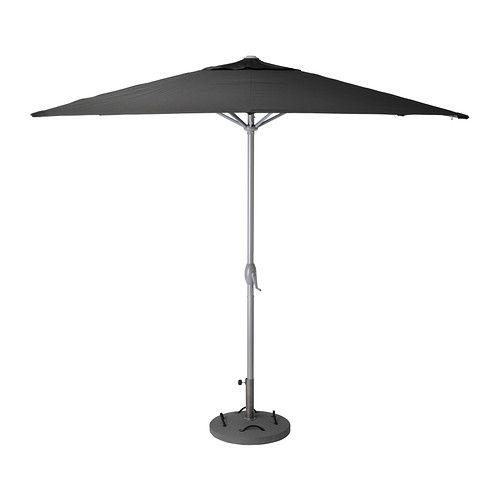 KARLSÖ/LÖKÖ Parasoll med fot   - IKEA