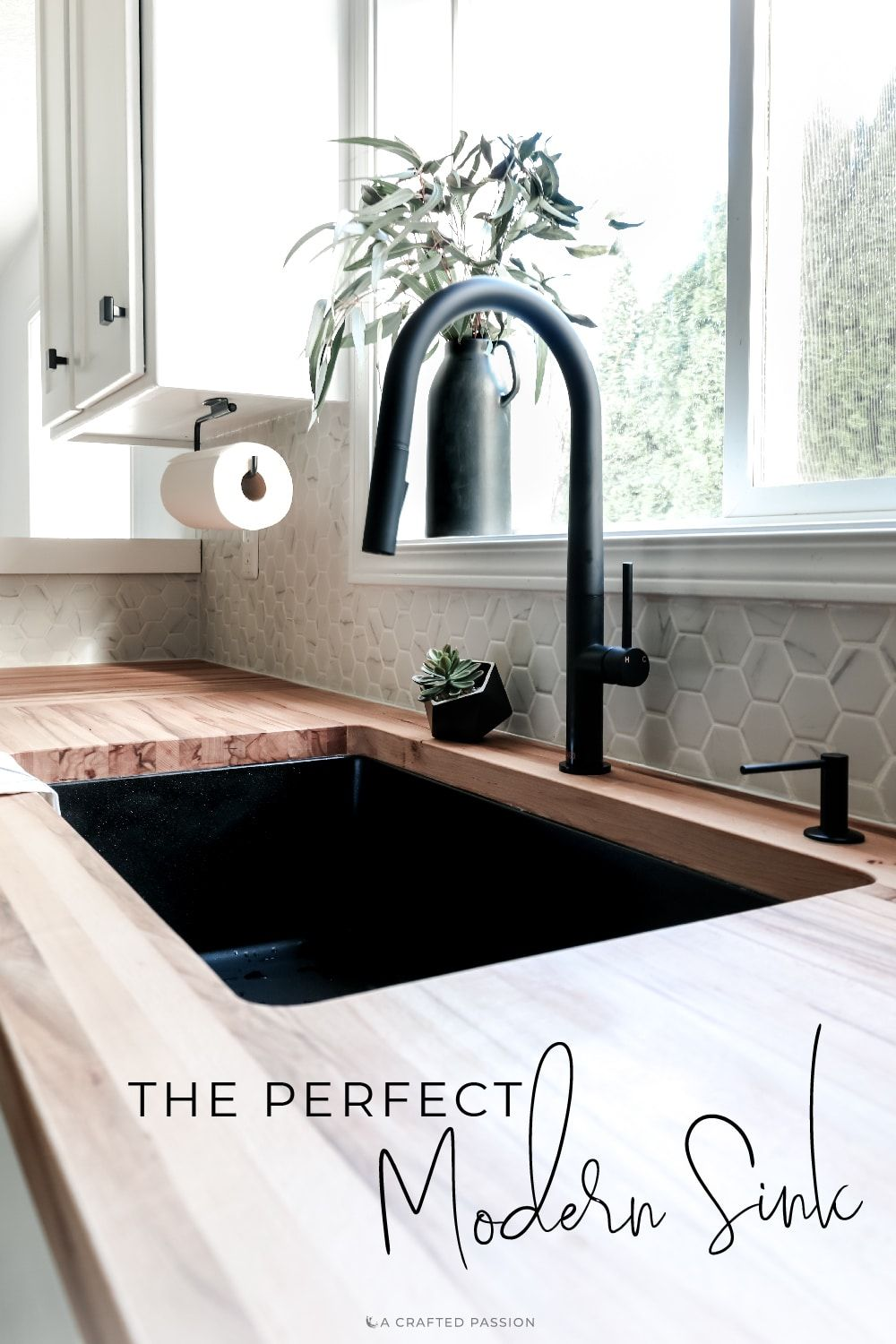 The Perfect Modern Kitchen Sink Modern Kitchen Sinks