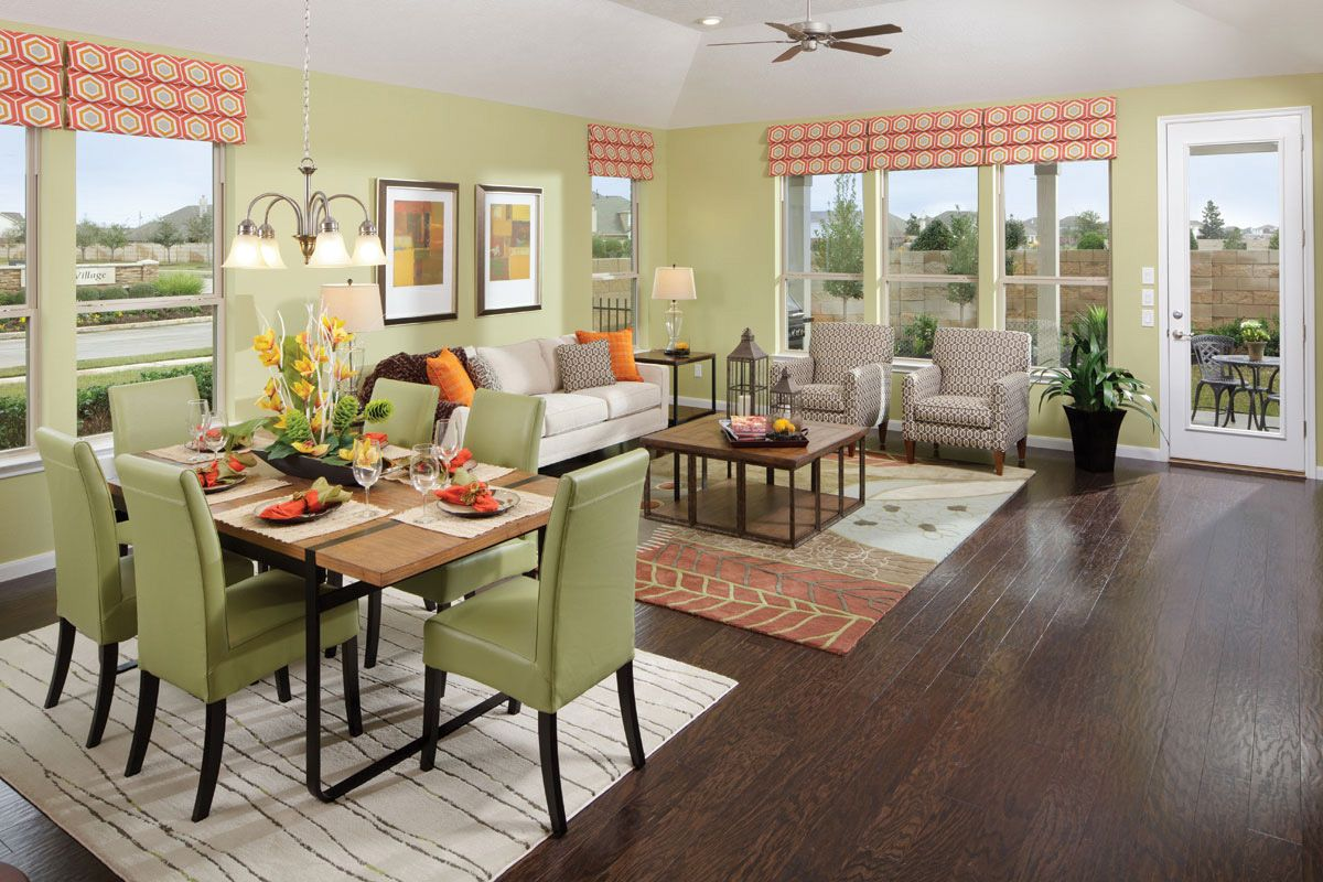 Model home furniture sales in houston