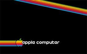Vintage Apple Logo Google Search Retro Wallpaper Apple Wallpaper Apple Computer