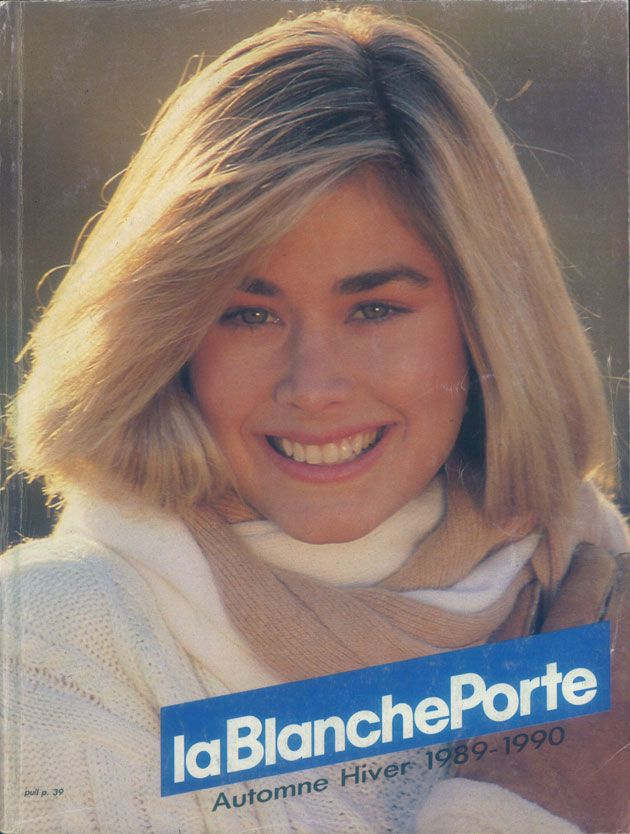 Catalogue Automne Hiver 1989 1990  blancheporte Old e0ca26d1ecb