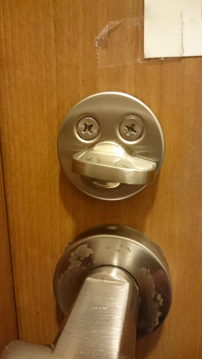探してみたい 家の中にある物が生き物に見えるオシャレな感性 ドアの
