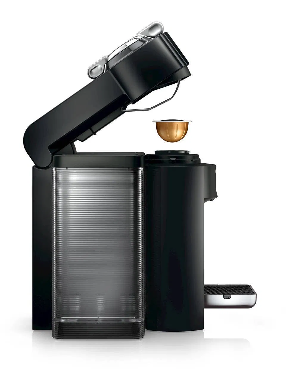 Nespresso Espresso Maker with Aeroccino Plus Milk Frother