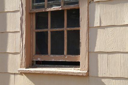 Vinyl Window Problems Homesteady Wood Window Frame Exterior