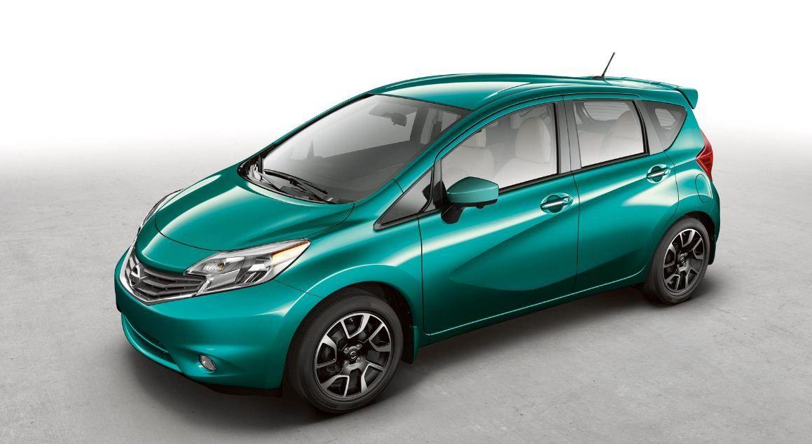 2020 Nissan Versa Note Hatchback Release Date