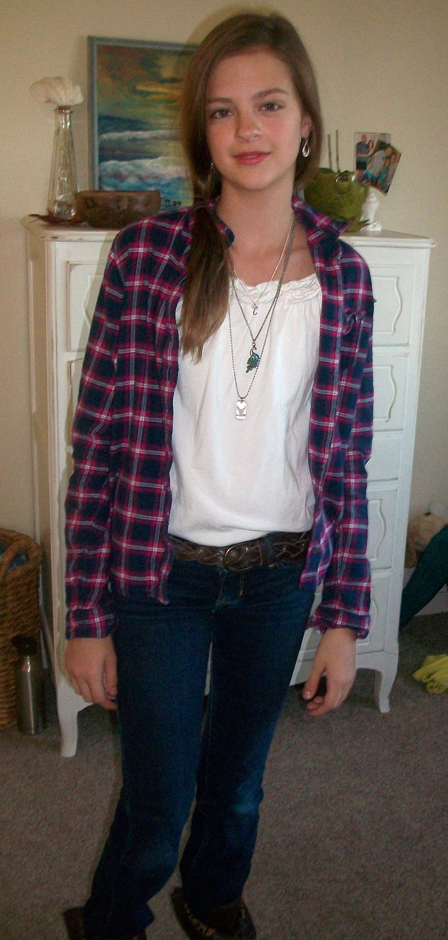 Cute Tween/teen Fall Outfit!