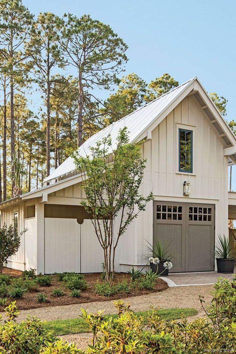Simple Modern Farmhouse Exterior Design Ideas Also In House Rh Pinterest