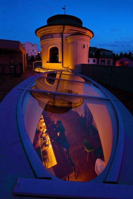 Nice piece of historical rekonstruction from Slovaklia -  Rotunda Spiegelsaal!  | Darovať histórii druhú šancu sa oplatí Pozrite si krásny slovenský dôkaz -