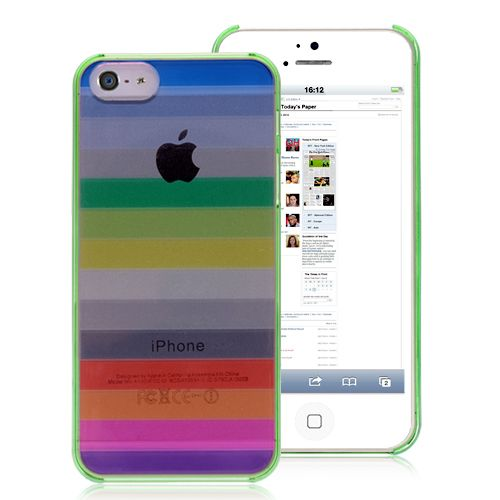 multicolor iphone 5 hard case cases back covers awesome cheap