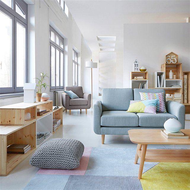 image Canap 2 places Jimi La Redoute Interieurs | Wohnen | Pinterest ...