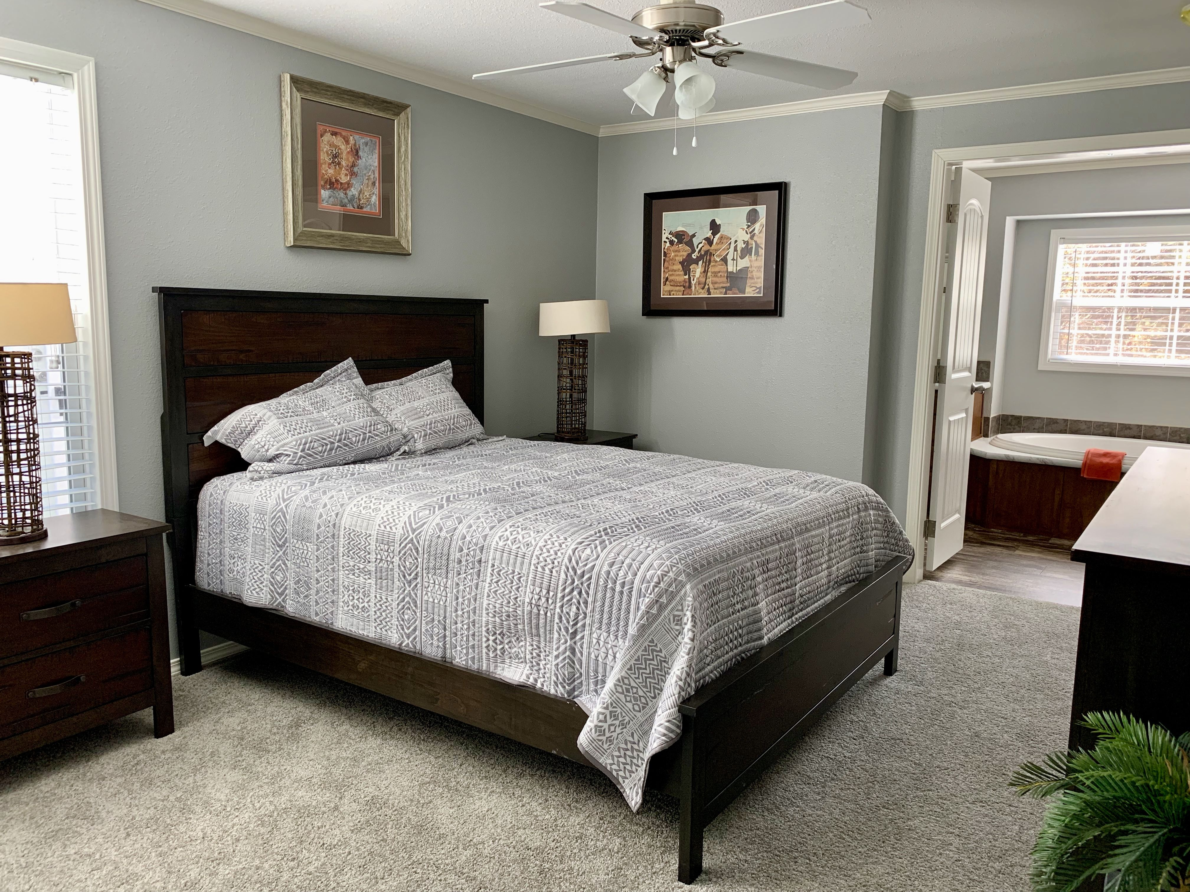 This Oak Creek model being featured at Palm Harbor Homes