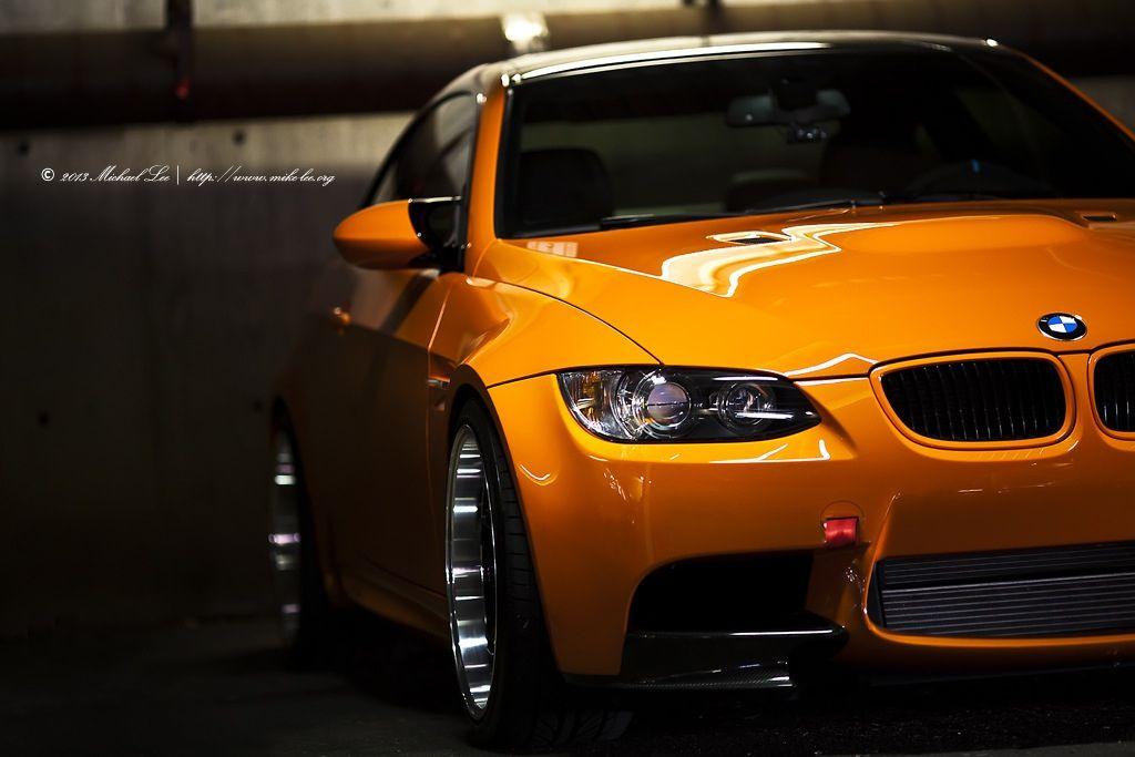 High Quality Burnt Orange M3