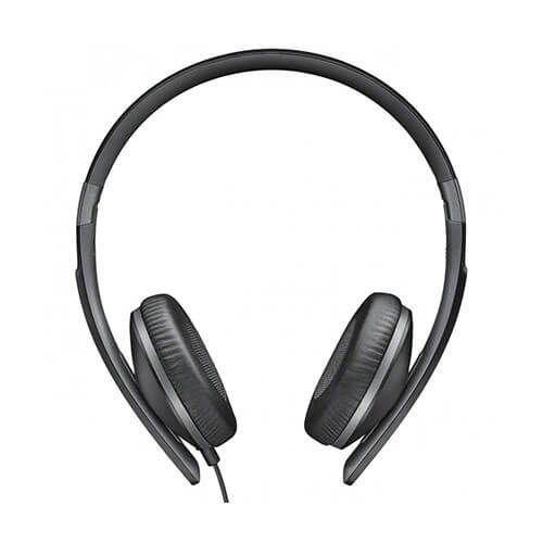 Buy Sennheiser Hd 2 30g Headphones Black Online Ultra Lightweight On Ear Design Ensures Exc Buy Sennheiser Stereo Headphones Earphones Online Headp