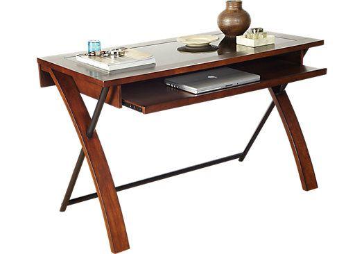 Swell Patrick Cherry Desk Desks Cherry Desk Dark Wood Desk Download Free Architecture Designs Saprecsunscenecom