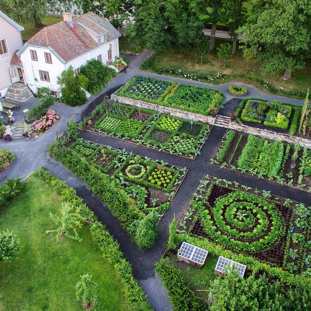 Formal Garden (With Images)