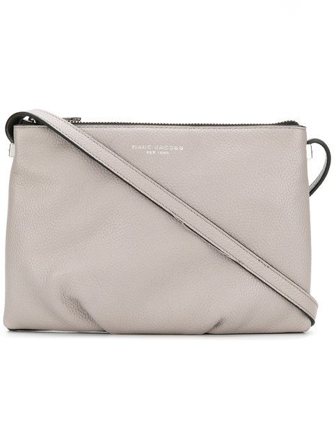 MARC JACOBS zip crossbody bag.  marcjacobs  bags  shoulder bags  leather   crossbody