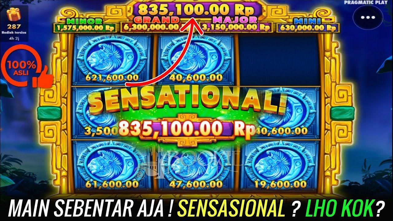 Main Sebentar Aja Gaet Sensasional Dari Bonus Respin 2x Di Slot Aztec Gems Deluxe Pragmatic 2020 Ingin Bermain Game Slot Online Terbaik Dengan Mainan Asli