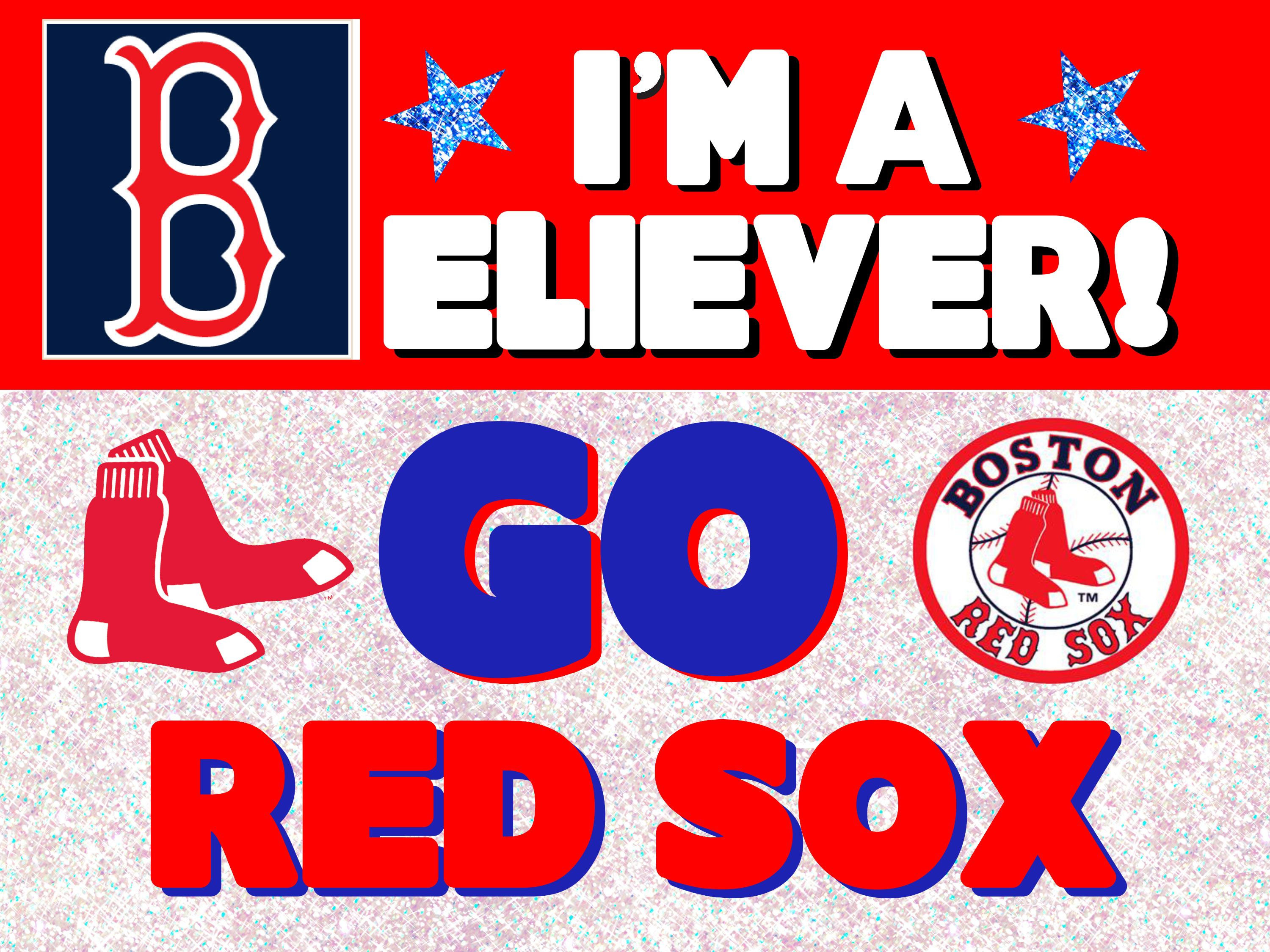 Game 3 TONIGHT!! Lets go for the sweep, Sox!! (With images