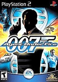 007 Agent Under Fire Ps2 Game Ps2 Games Games Playstation 2