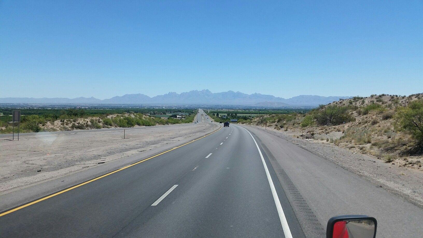 Cruisin' into Las Cruces