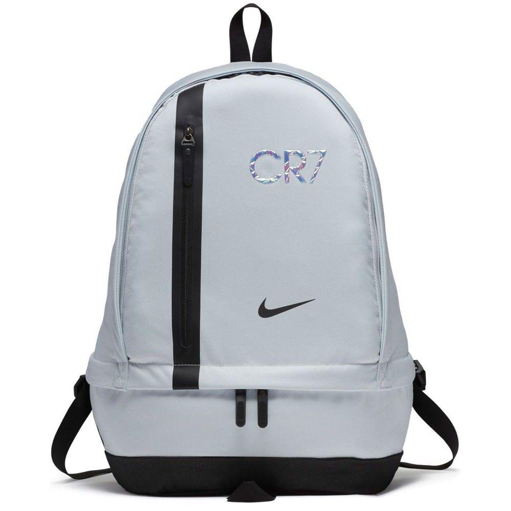 522c51930 Nike CR7 Cheynne Backpack - Pure Platinum/Black | Backpacks ...