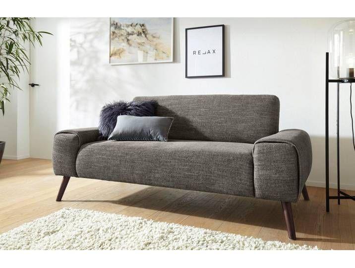 Exxpo Sofa Fashion 3 Sitzer Grau Braungrau In 2020 Kleines Sofa 3 Sitzer Sofa