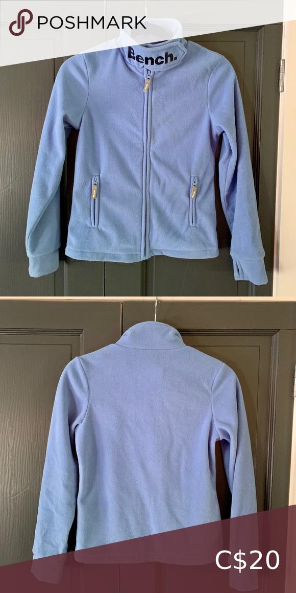3 20 Girls Bench Fleece Jacket In 2020 Fleece Jacket Jackets Bench Jackets