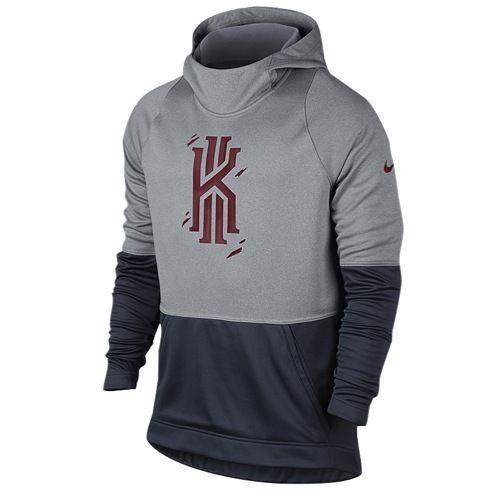 Nike KYRIE Elite Pullover Basketball Mens Hoodie XL Cool