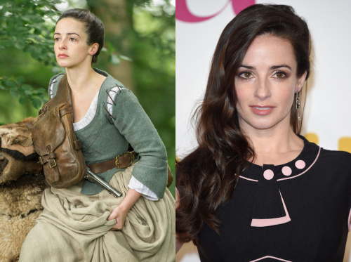 What The Cast Of Outlander Looks Like In Real Life Outlander Casting Outlander Outlander Jamie