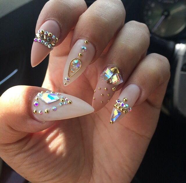 Pin by kadedra walden on here\'s a tip.. | Pinterest | Nail nail ...